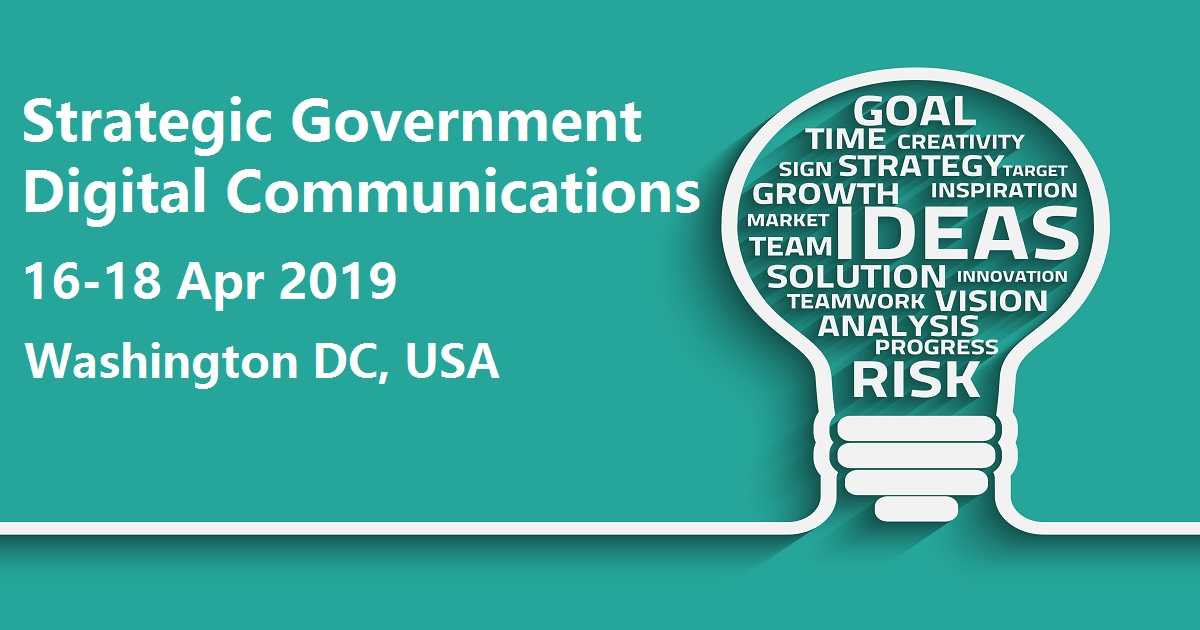 Strategic Government Digital Communications