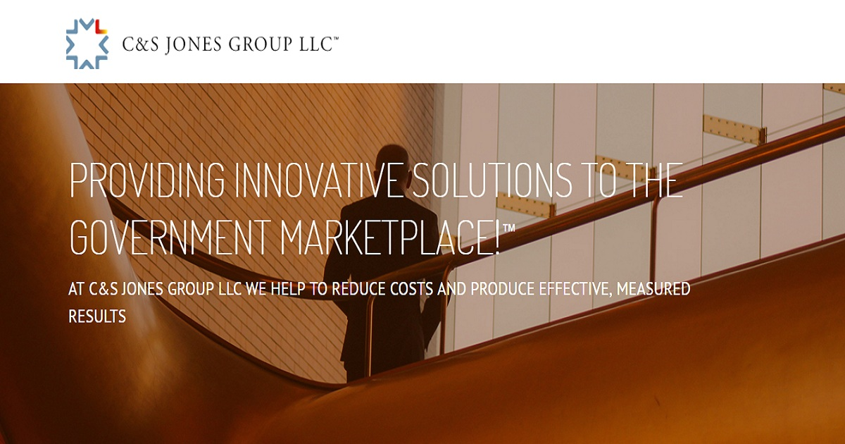 PROVIDING INNOVATIVE SOLUTIONS TO THE GOVERNMENT MARKETPLACE