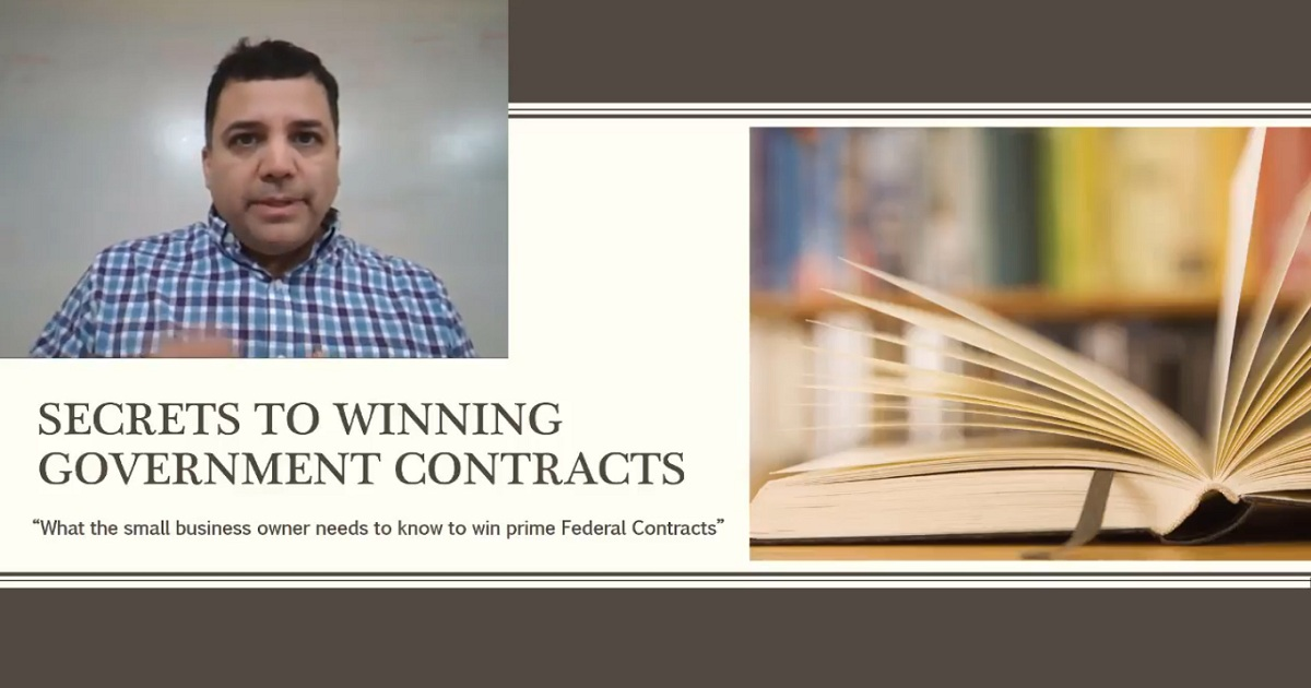 Secrets to Winning Government Contracts - What You Need to Know