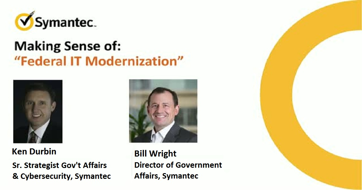 Making Sense of Federal IT Modernization