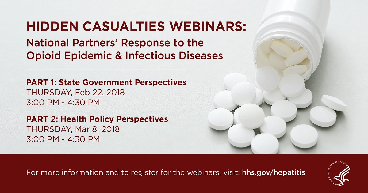 Spotlight Local, State, & National Partners' Responses to Infectious Disease Consequences of Opioid Epidemic