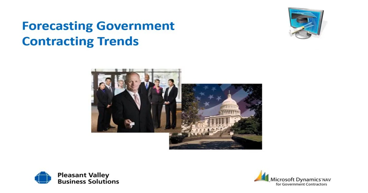"Webinar: ""Forecasting FY2015 Federal Contracting Trends"""