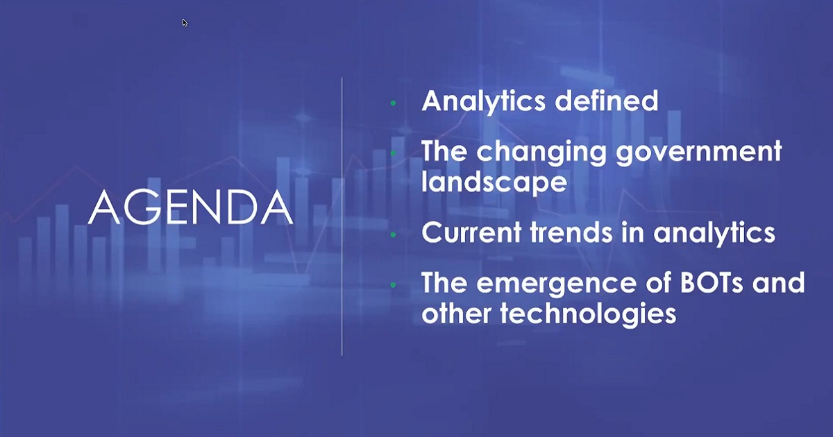 The Future of Government Analytics