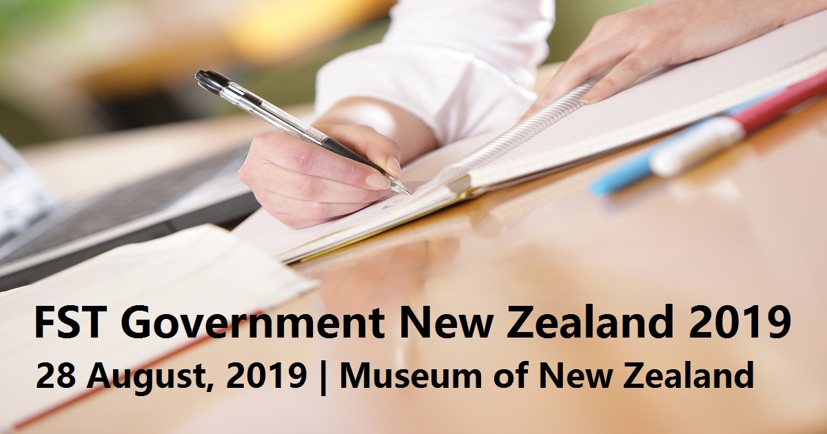 FST Government New Zealand 2019