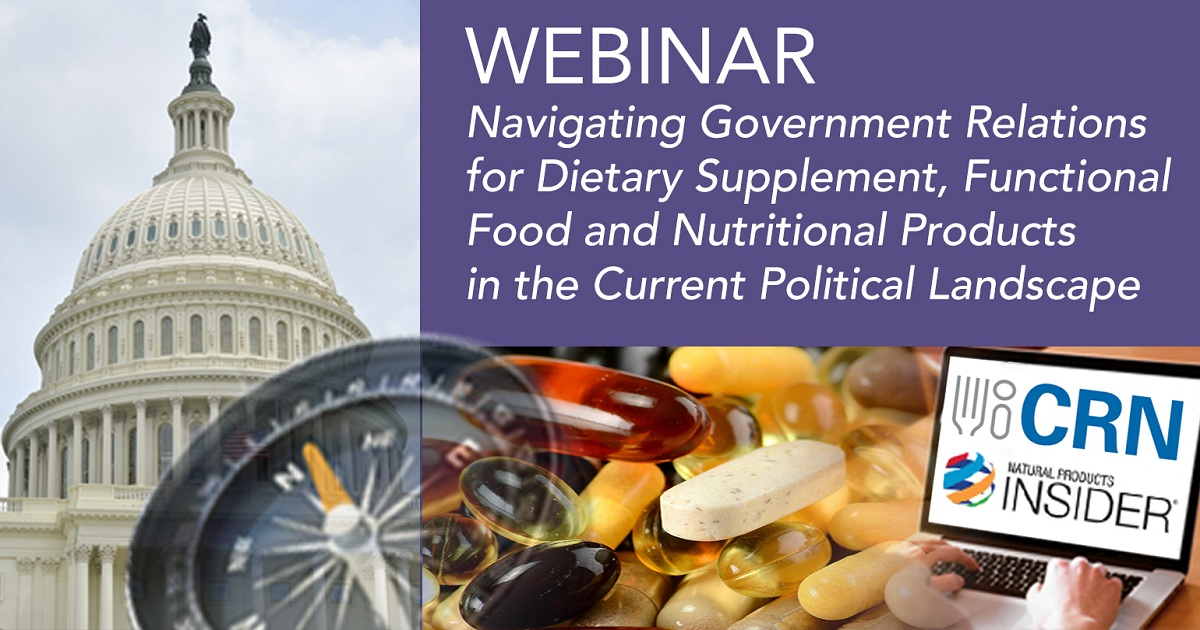On-Demand Webinars | Government Report