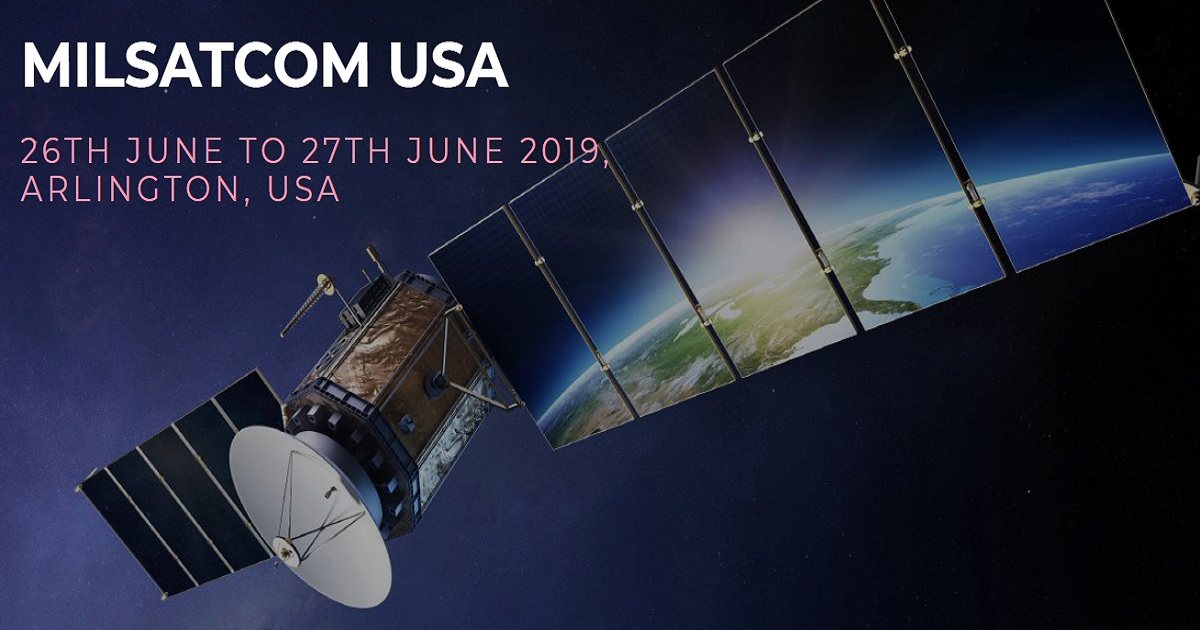 4th Annual MilSatCom USA Conference