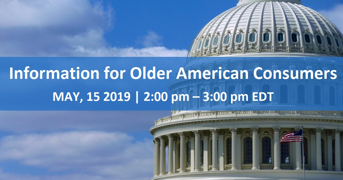 Information for Older American Consumers