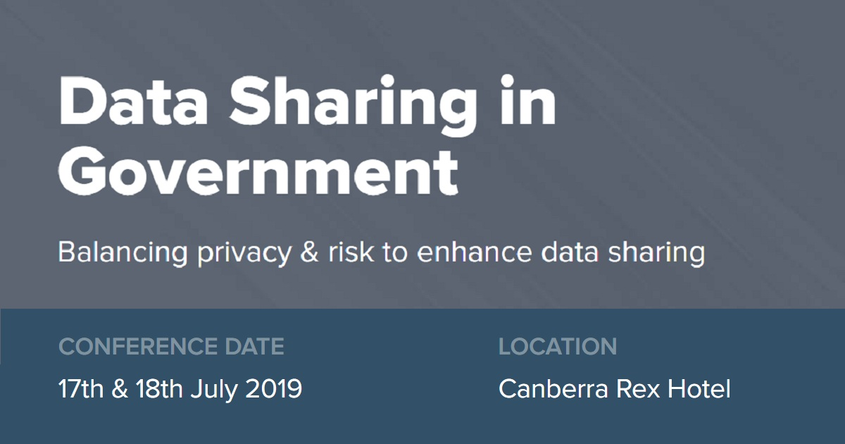 Data Sharing in Government Conference