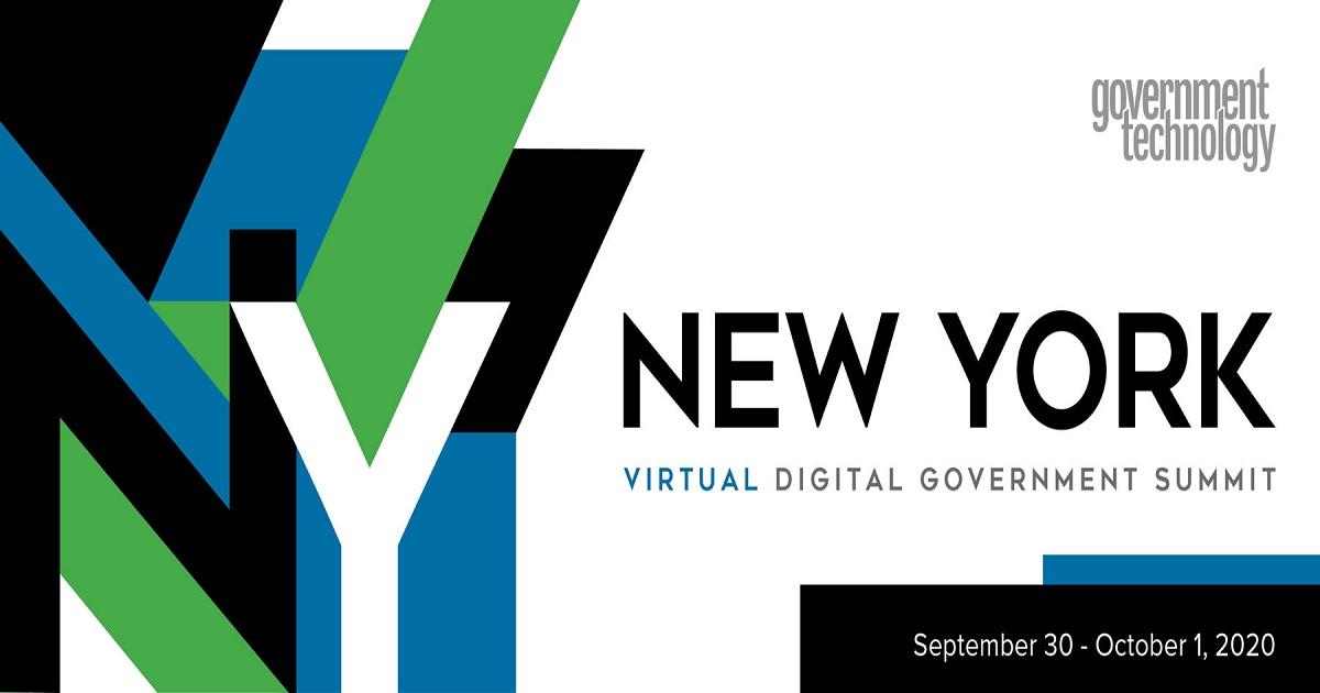 New York Virtual Digital Government Summit 2020