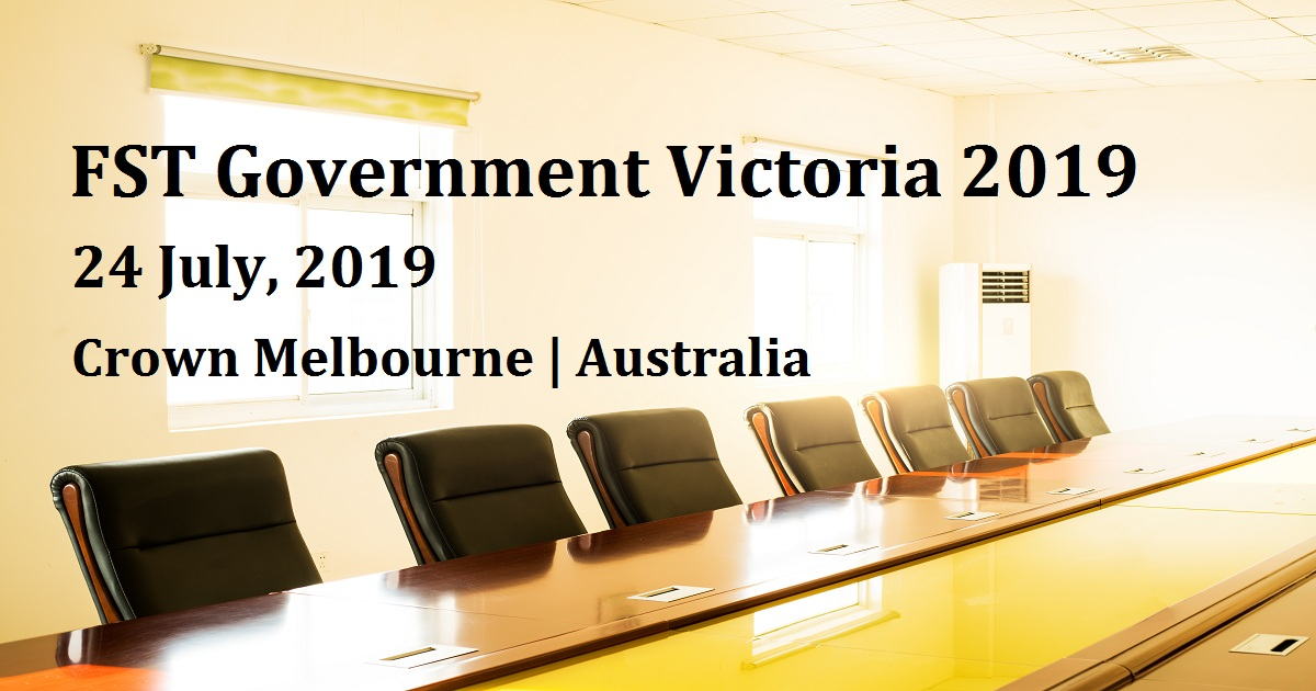 FST Government Victoria 2019