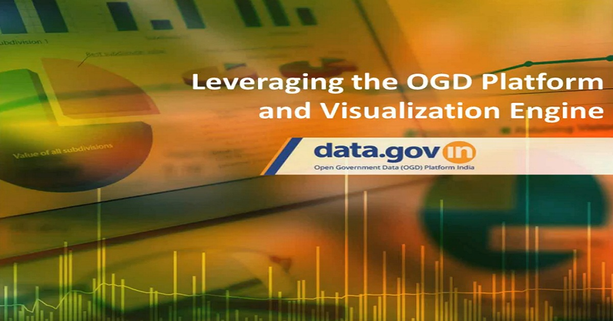 Leveraging the Open Government Data Platform & Visualization Engine
