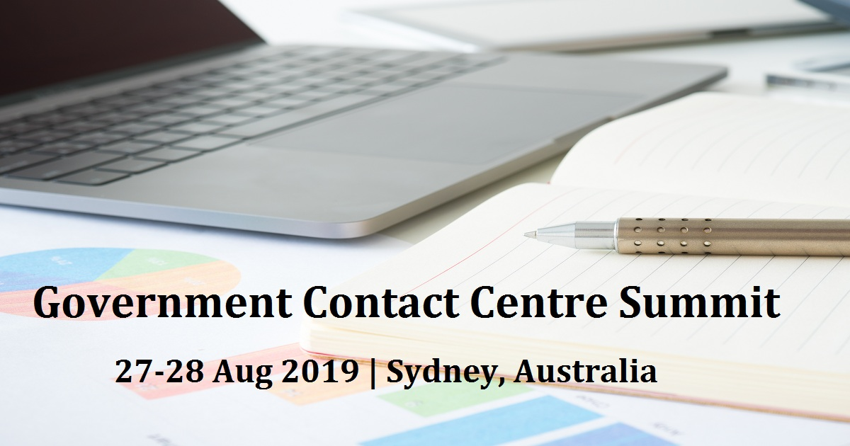 Government Contact Centre Summit