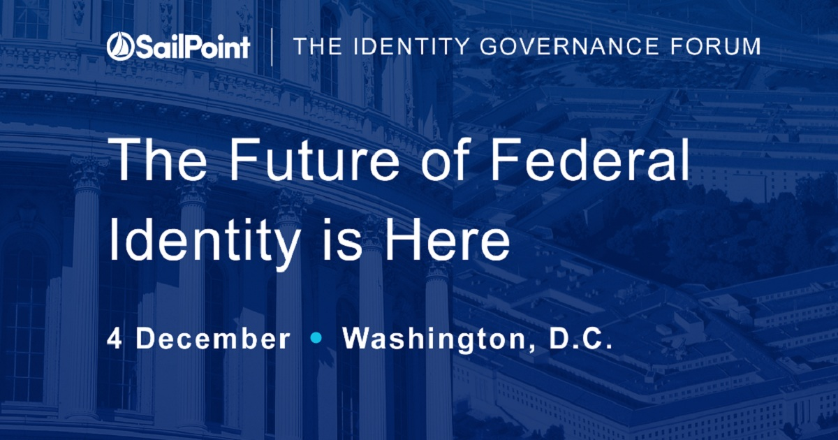 The Future of Federal Identity is Here