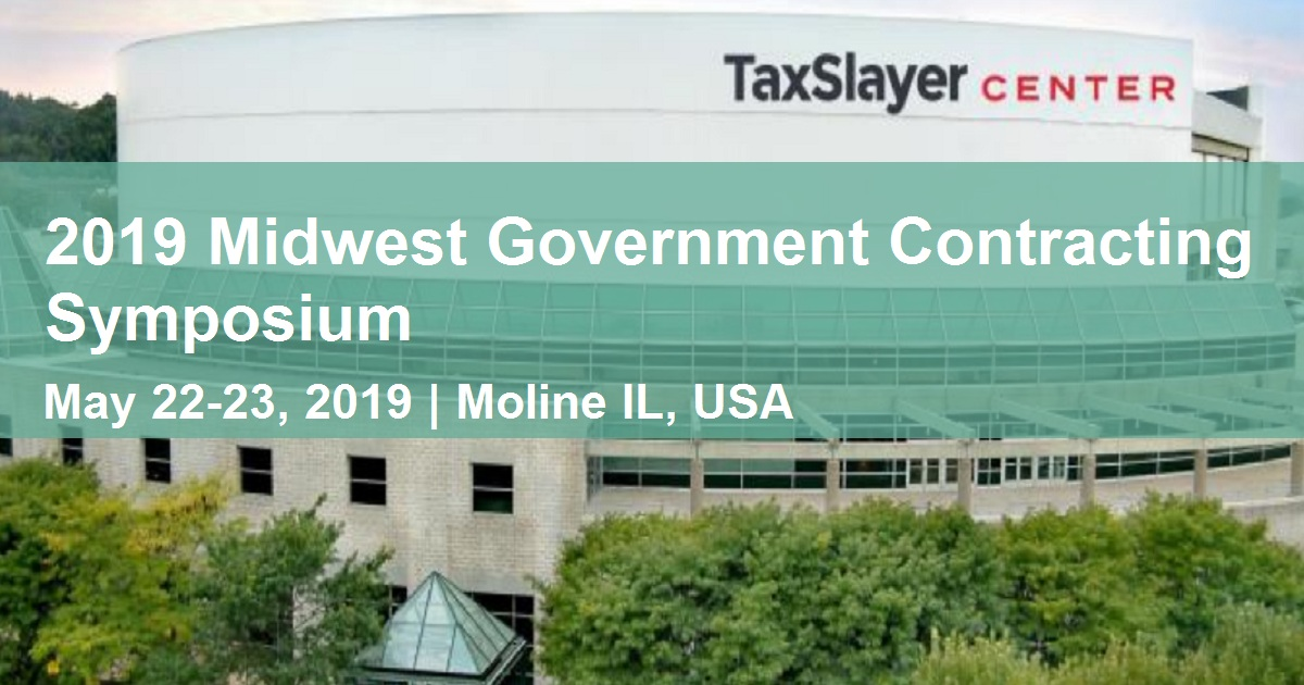 2019 Midwest Government Contracting Symposium