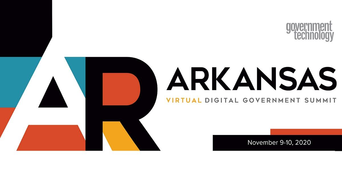 Arkansas Virtual Digital Government Summit 2020