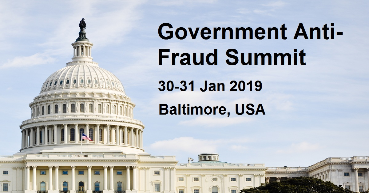 Government Anti-Fraud Summit