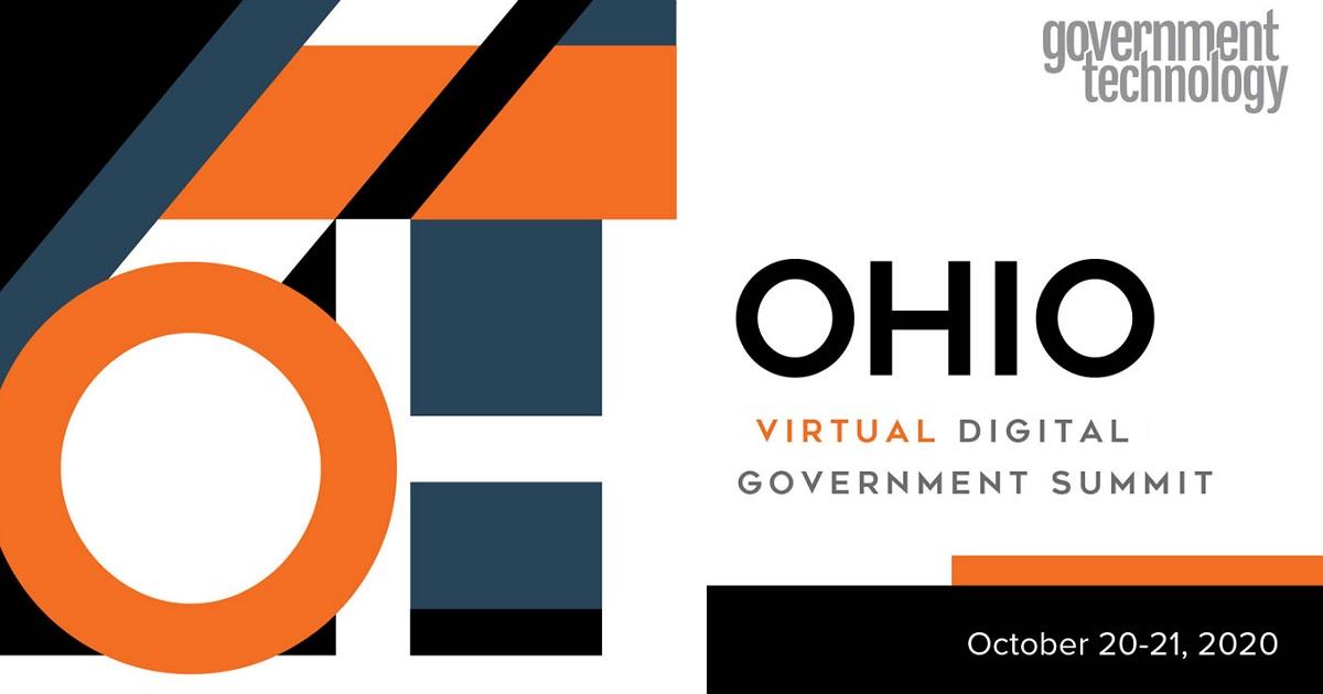 Ohio Virtual Digital Government Summit 2020