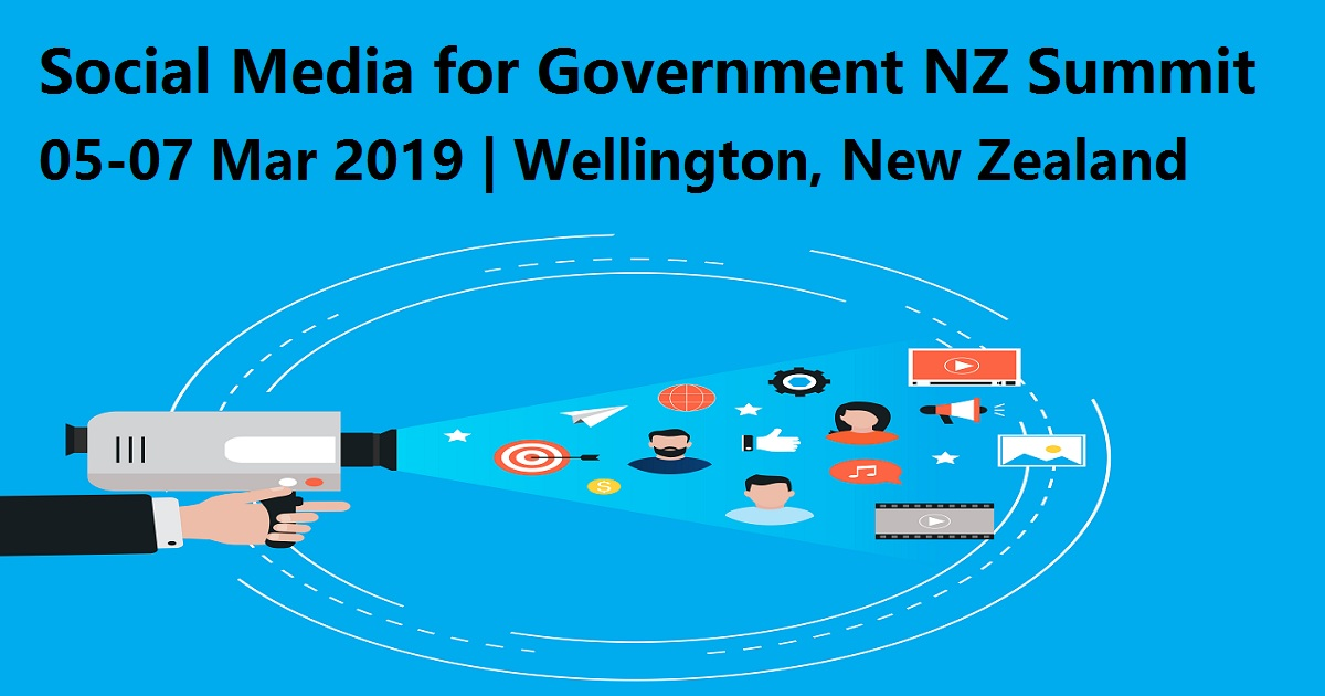 Social Media for Government NZ Summit