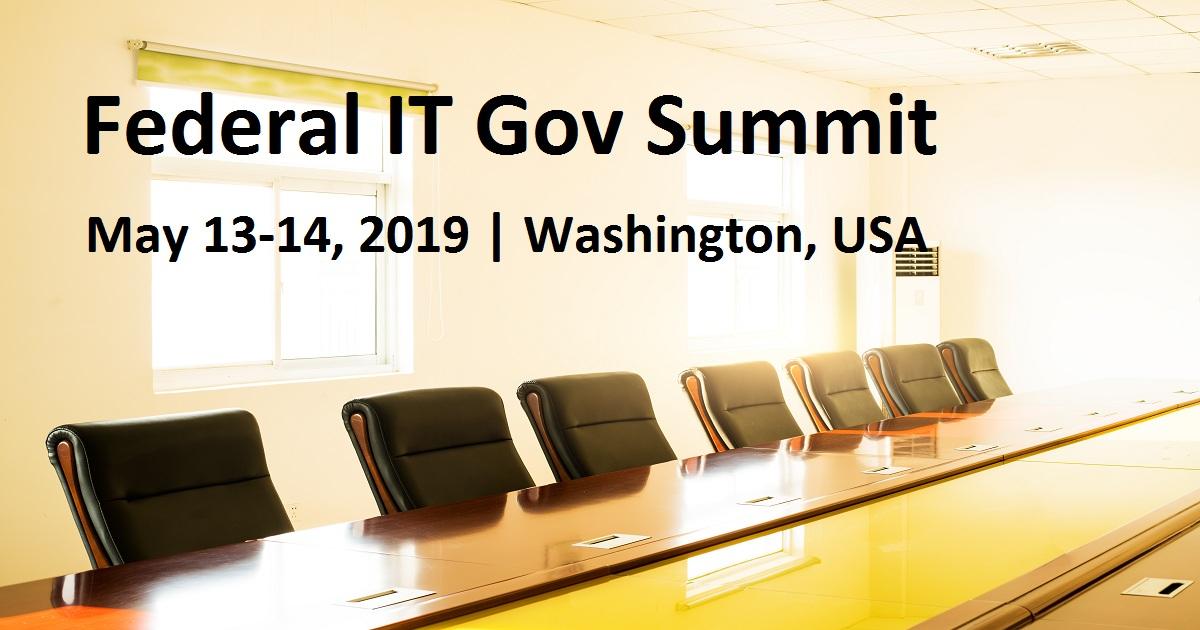 Federal IT Gov Summit