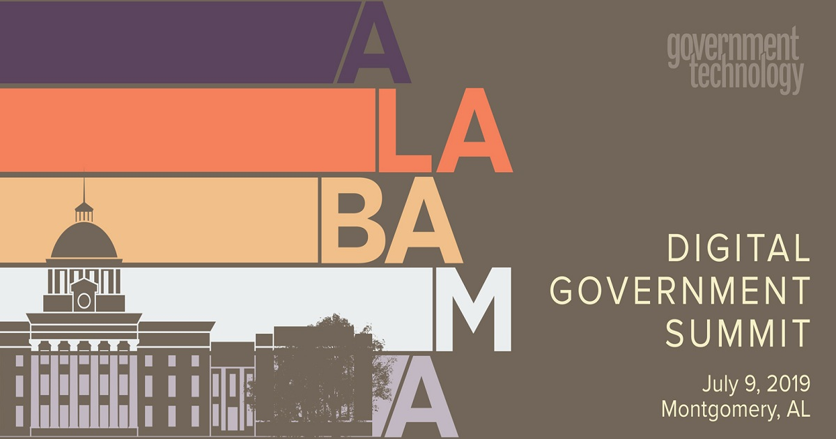 Alabama Digital Government Summit 2019