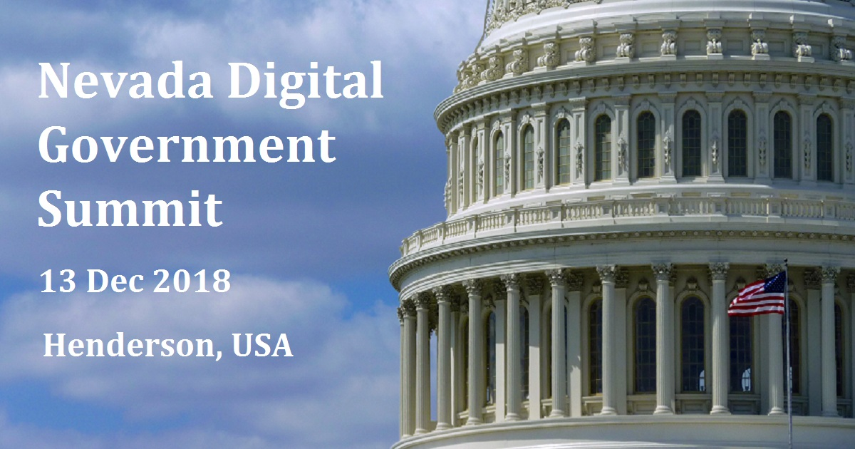 Nevada Digital Government Summit