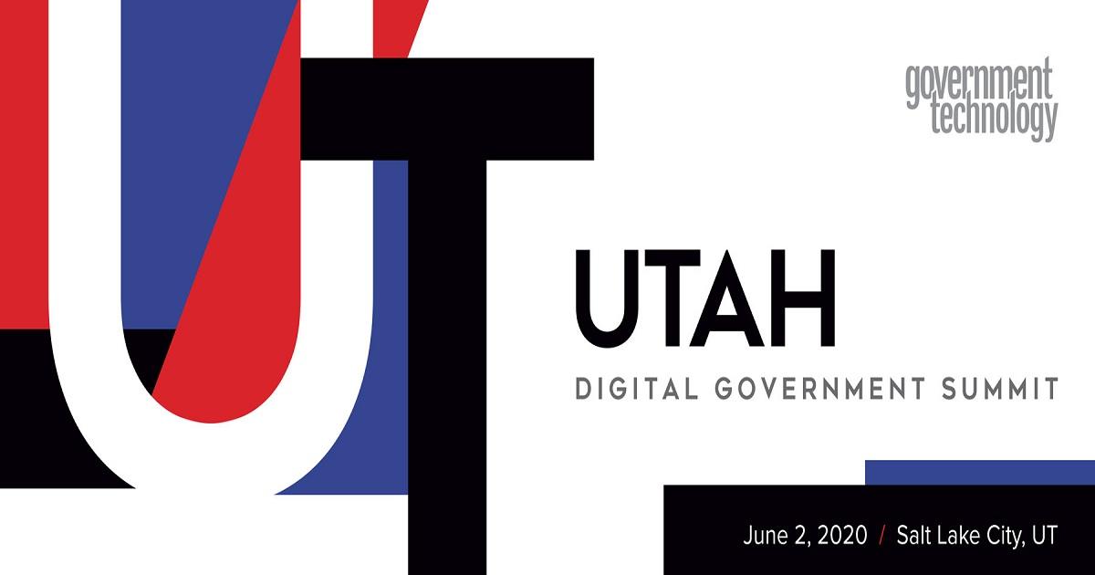 Utah Digital Government Summit 2020