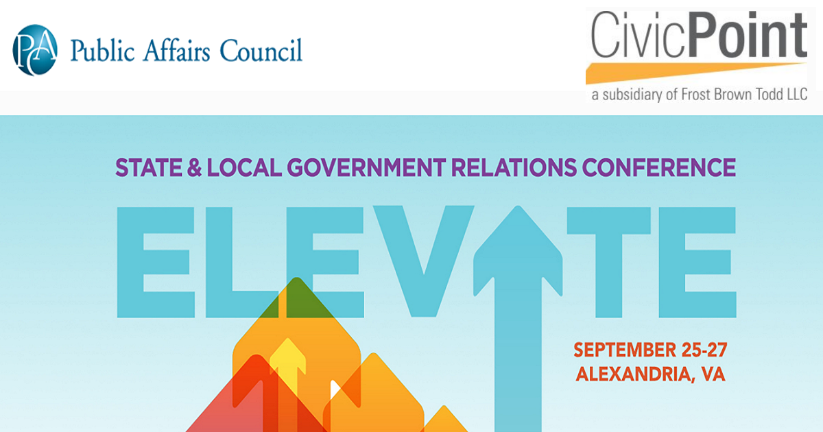 State & Local Government Relations Conference