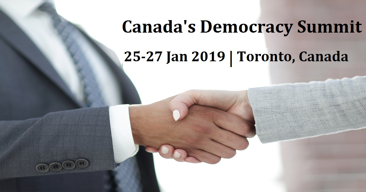 Canada's Democracy Summit