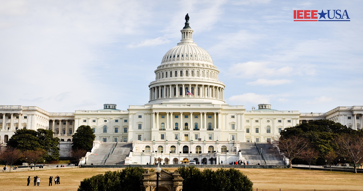 IEEE-USA Government Affairs Update - 17 October 2019
