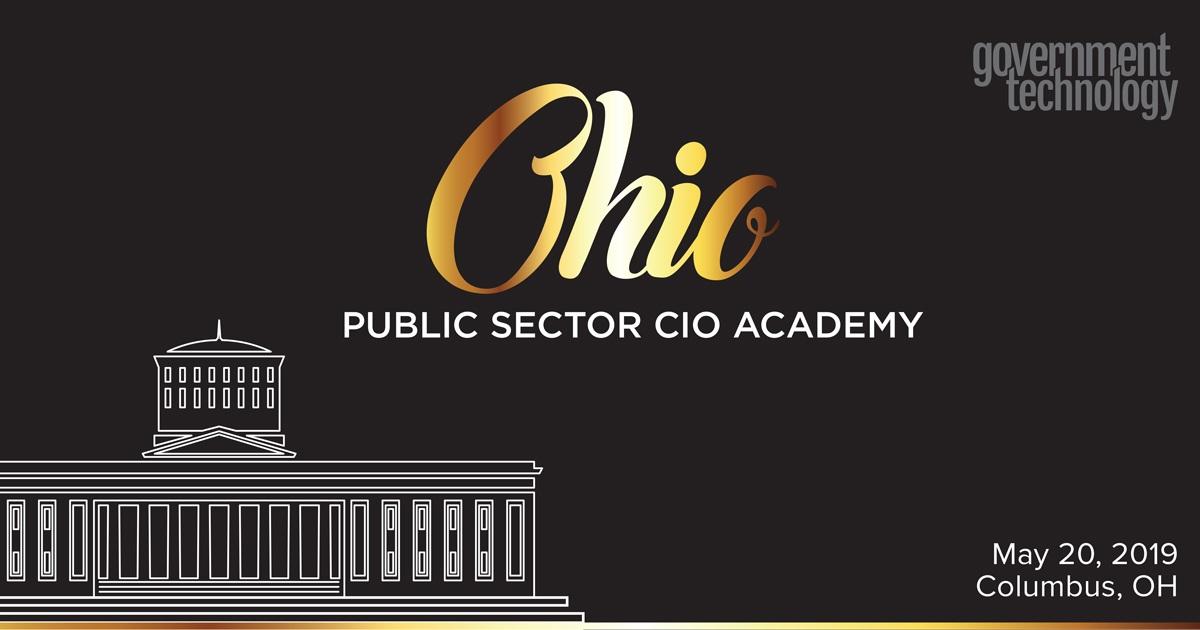 Ohio Public Sector CIO Academy 2019