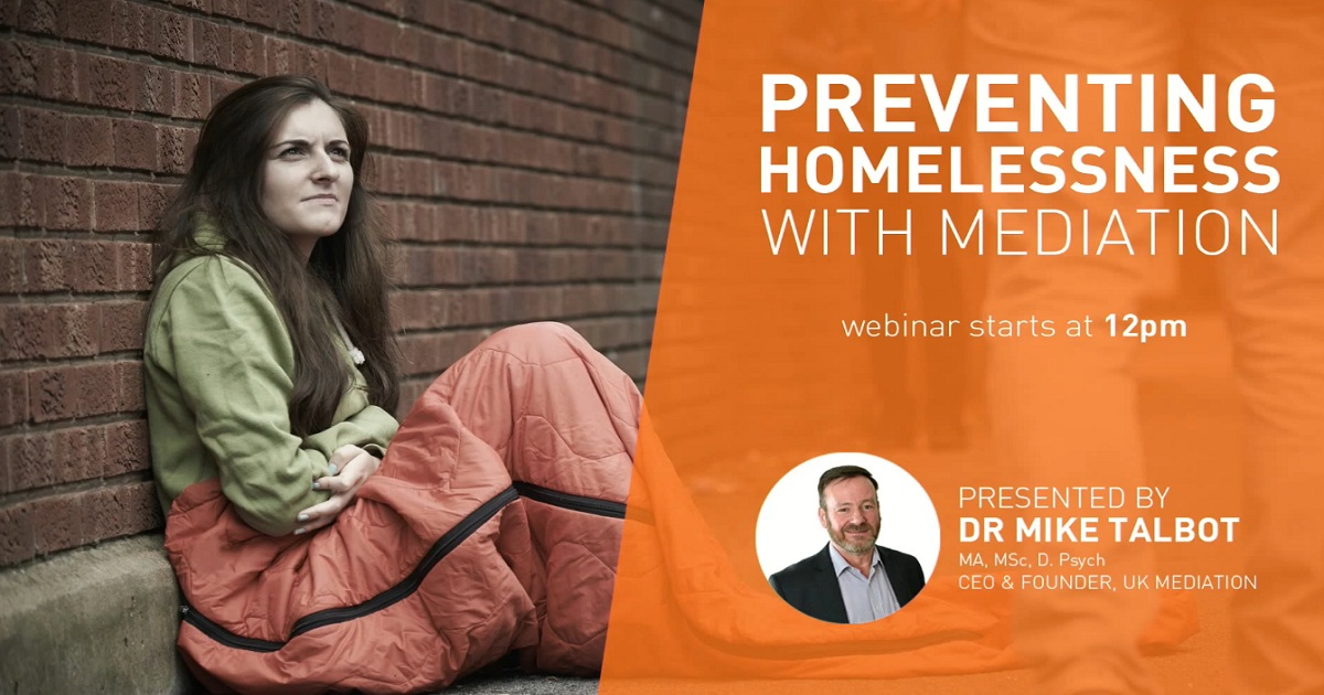 Homelessness Prevention with Mediation