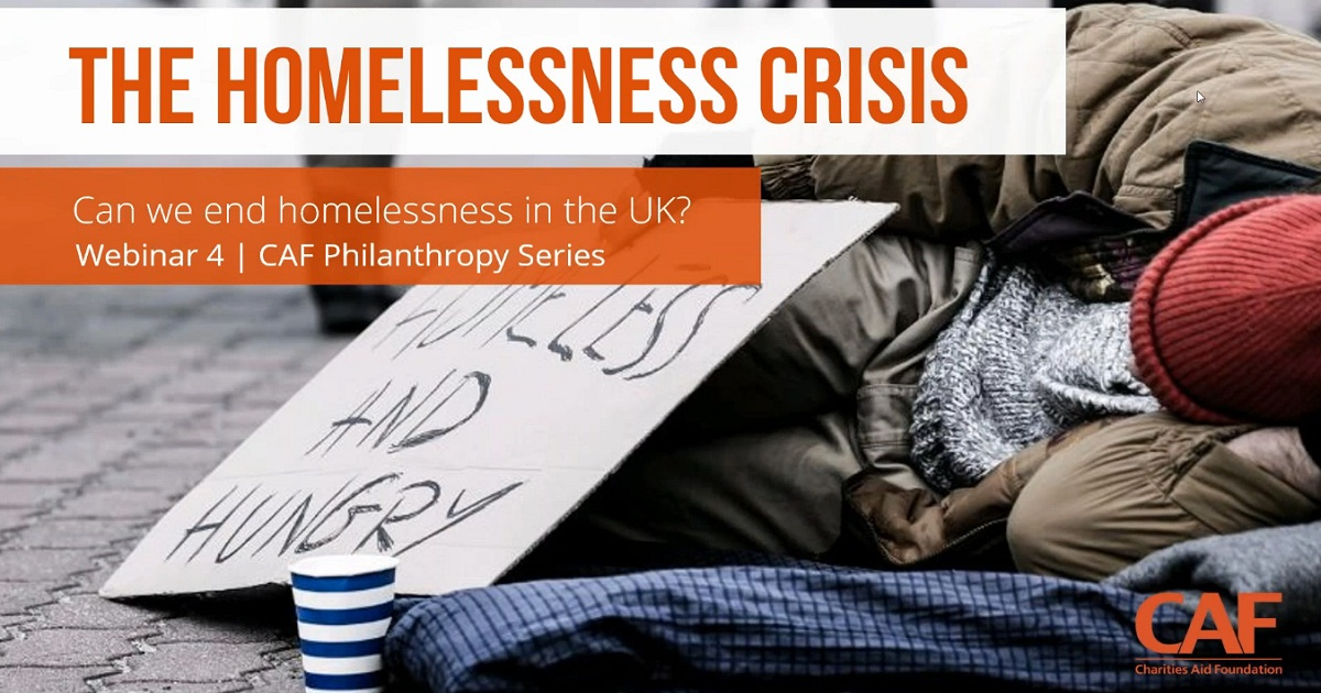 How can we end homelessness in the UK