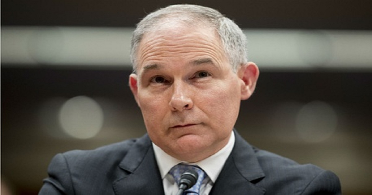 EPA Chief Loses a Round in Court on Release of Climate Change Studies