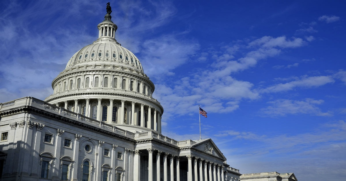 Senate Approves Spending Package With Military Pay Raise, No Labor Dept. Pay Freeze