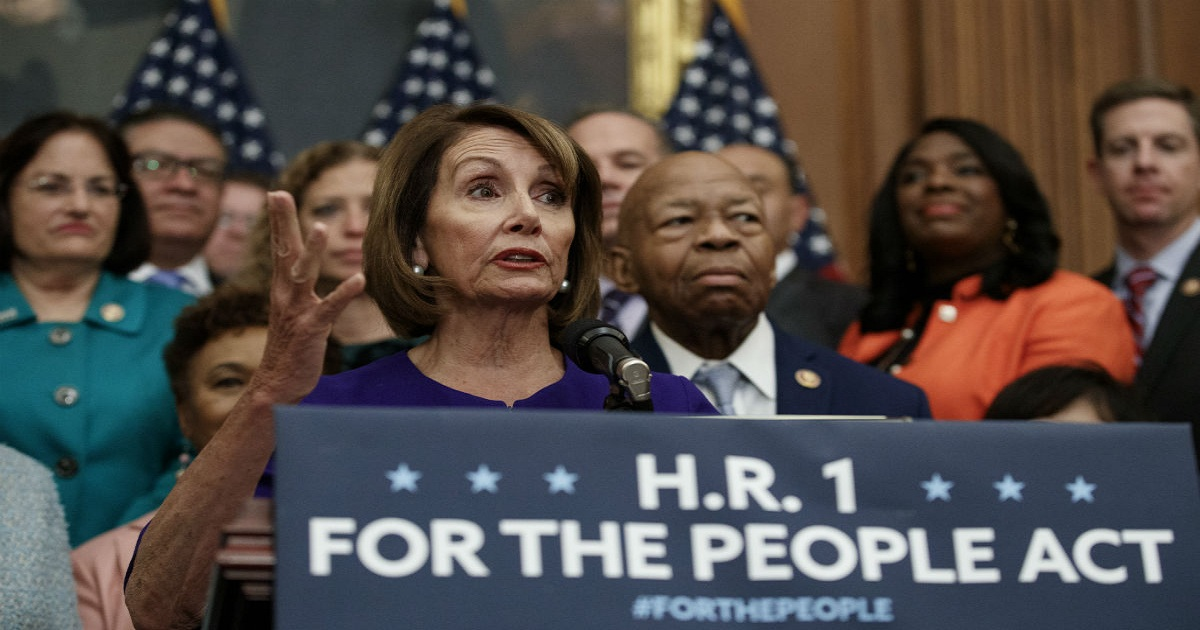 Republicans Blast Democrats' Effort to Boost Ethics in Government