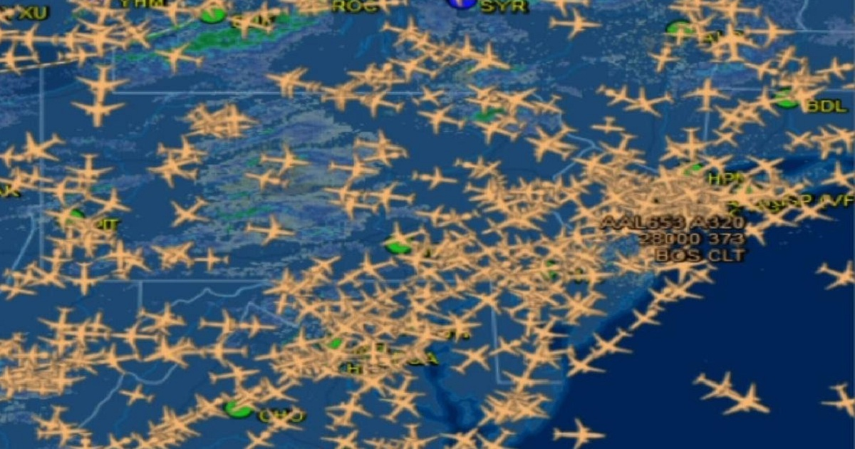 The last government shutdown ended after only 10 air traffic controllers stayed home