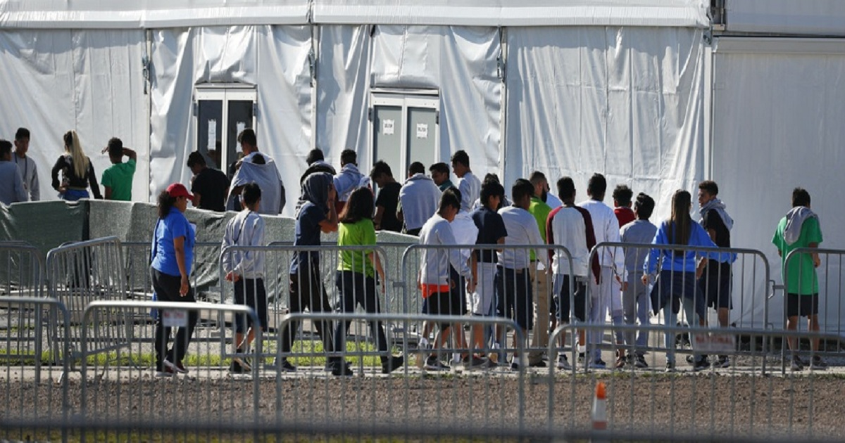 Detaining Refugee Children At Military Bases May Sound Un-American, But It's Been Done Before