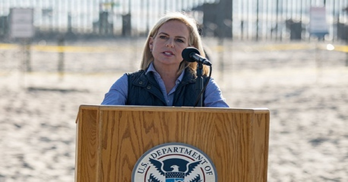 It May Take A While For House Democrats To Catch Up With The Homeland Security Secretary