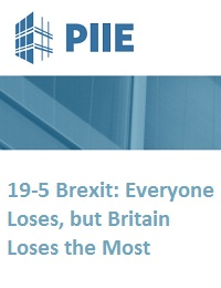 19-5 BREXIT: EVERYONE LOSES, BUT BRITAIN LOSES THE MOST
