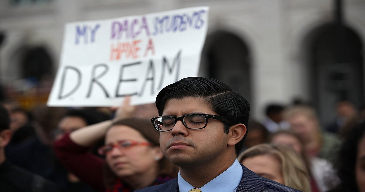 THE SUPREME COURT SHOULDN'T DO THE PRESIDENT'S DIRTY WORK TO END DACA