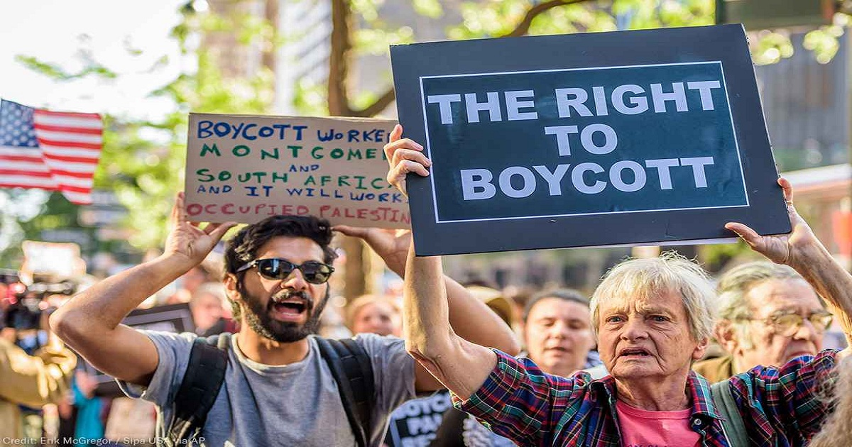 ARIZONA LAWMAKERS RUNNING SCARED AFTER ANTI-BOYCOTT LAW RULED UNCONSTITUTIONAL