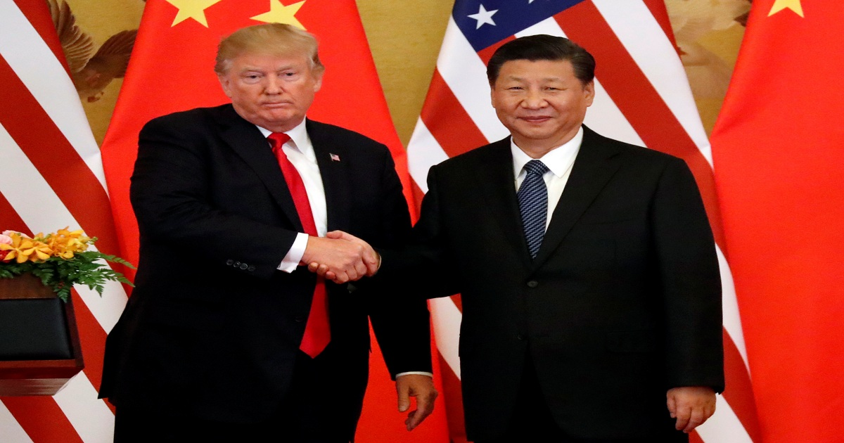 IS CHINA INTERFERING IN AMERICAN POLITICS?