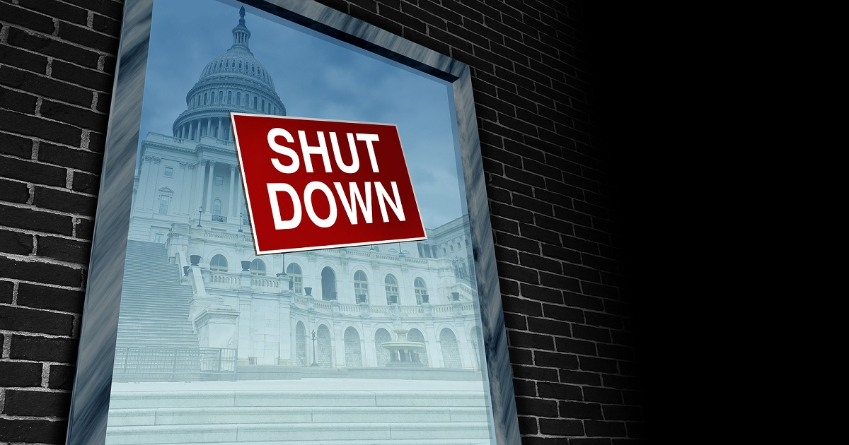 THE GOVERNMENT SHUTDOWN IS CATASTROPHIC FOR US CYBERSECURITY