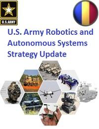 U.S. ARMY ROBOTICS AND AUTONOMOUS SYSTEMS STRATEGY UPDATE