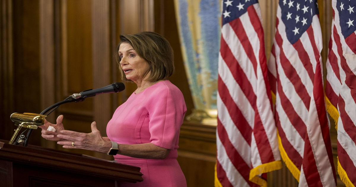 WHITE HOUSE PETITION TO IMPEACH PELOSI TOPS 100K SIGNATURES, TRIGGERING OFFICIAL RESPONSE