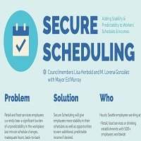 SECURE SCHEDULING