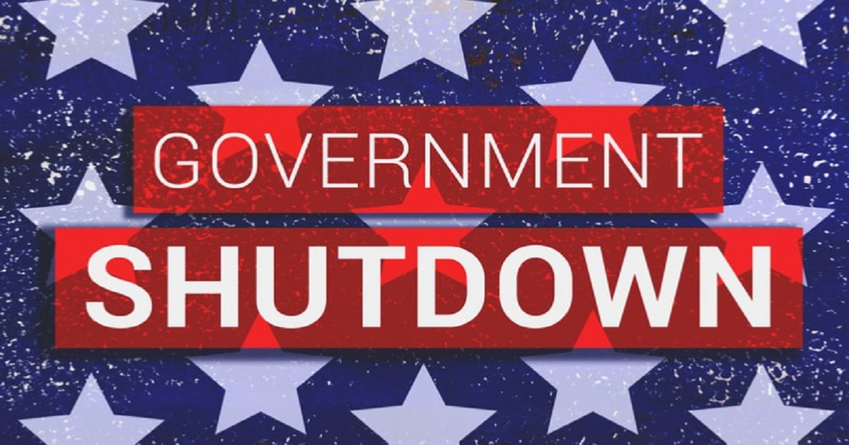FORWARD-LOOKING CYBER ACTIVITIES HALTED DURING SHUTDOWN