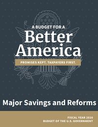 MAJOR SAVINGS AND REFORMS