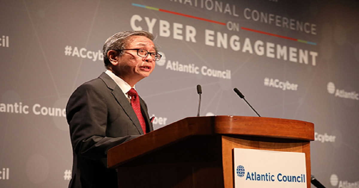 INTERNATIONAL ENGAGEMENT KEY TO BUILDING CYBER RESILIENCE