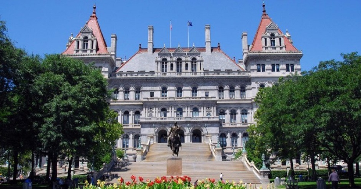 AN INSIDE LOOK AT NEW YORK STATE GOVERNMENT CYBERSECURITY